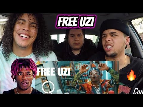 LIL UZI VERT IS BACK - FREE UZI   REACTION REVIEW