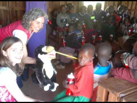 2009 Frederick School and Oasis for Orphans Helping Kids in Kenya Africa Update
