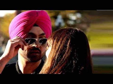 I Love U Ji - Diljit Dosanjh - Sardaar Ji - HD Video of Latest Songs With Lyrics 2015