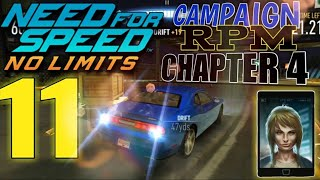 NEED FOR SPEED No Limits - Campaign : RPM : Chapter 4 | part 11