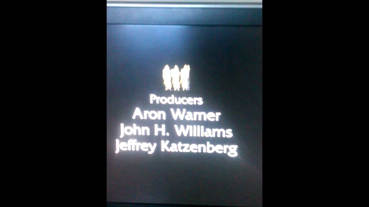 Shrek End Credits