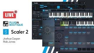 Scaler 24 Update Special Stream w Joshua Casper Rob Jones