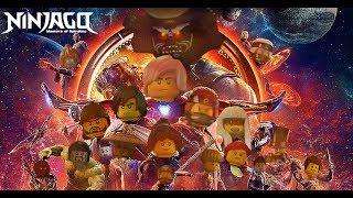 Avengers Infin-oni war | Ninjago HUNTED [Mashup] Trailer 2