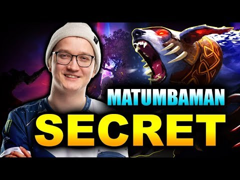 SECRET + MATUMBAMAN - NEW SQUAD! - LEIPZIG MAJOR DreamLeague DOTA 2