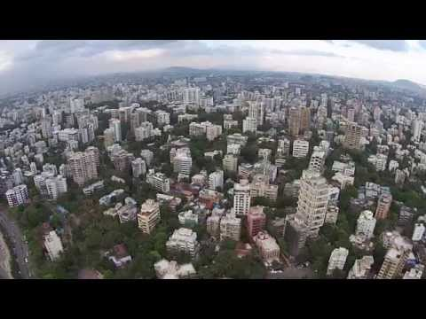Aerial View of Beautiful Bandra - A Glimpse