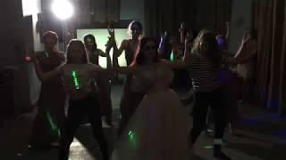 Танец подружек невесты с невестой   Свадьба Владимира & Елизаветы 25.08.2018