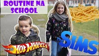 ROUTINE NA SCHOOL !! - Broer en Zus TV VLOG #122