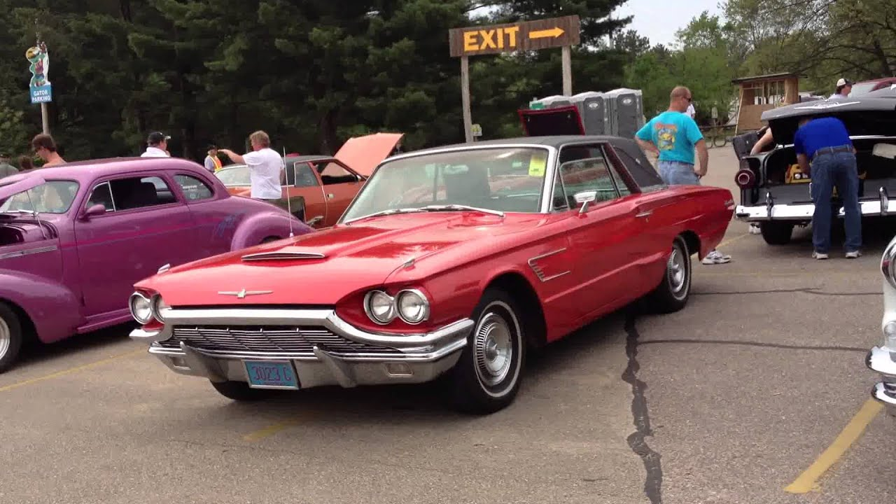 Wisconsin Dells Automotion 2013 Preview 1 Classic Cars - YouTube
