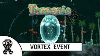 Terraria 1.3 VORTEX EVENT (LUNAR EVENT) - PILAR BOSS - GUIDE - PHANTASM
