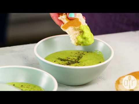 How To Make Cream Of Fresh Asparagus Soup II | Soup Recipes | Allrecipes.com