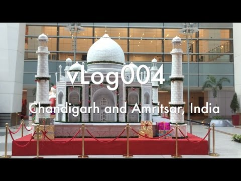 Chandigarh and Amritsar, India