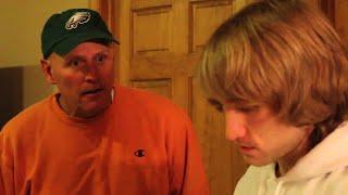 Psycho Dad Interrupts Powwow
