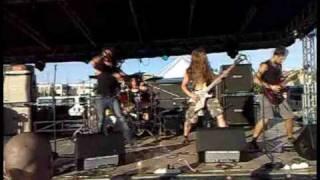 Hellface live @ Maximum Rock Festival - Trecate (NO)