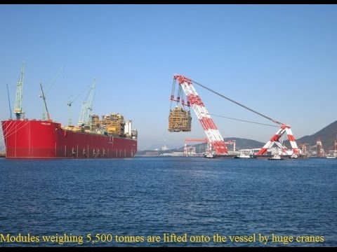 Meet the Worlds Largest VESSEL.