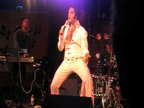 Best Elvis Impersonator Ever Justin Shandor ...