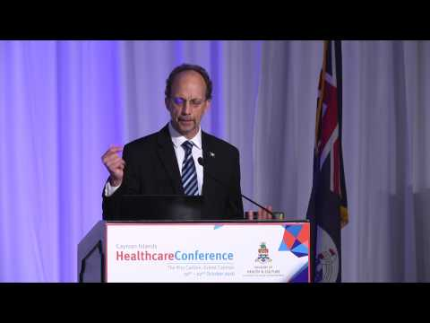 Cayman Islands Healthcare Conference Thursday 20 Oct 2016 Dr Hospedales