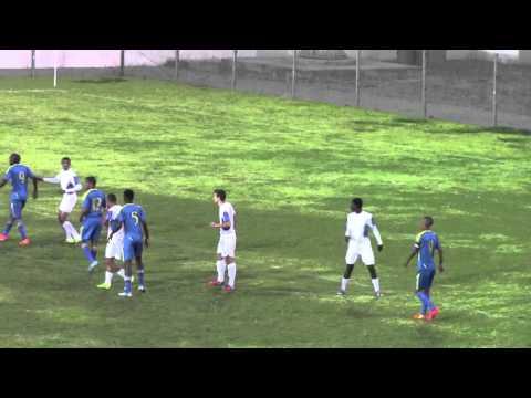 Hellenic FC v Steenberg - First Half (01-12-2015)