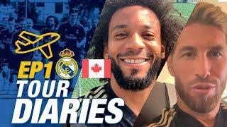 RAMOS, HAZARD & MARCELO | Tour Diaries EPISODE 1