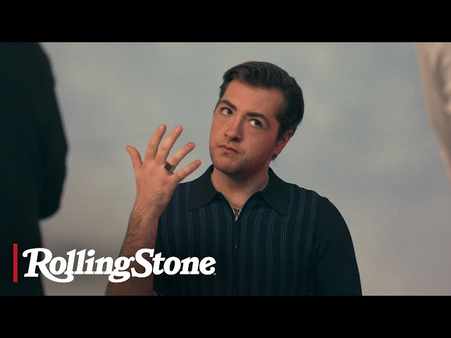 Michael Gandolfini: The Rolling Stone Cover