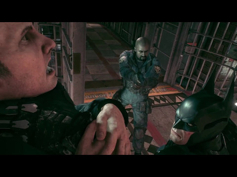 Batman Arkham Knight Rescate A Los Bomberos Cap 11 Youtube