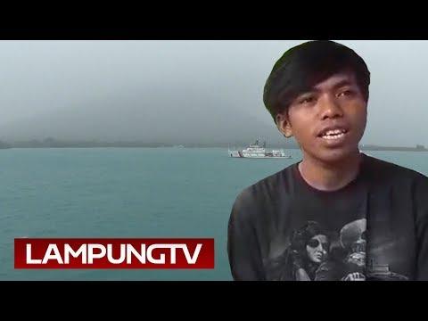 16 Jam di Pusaran Letusan Krakatau dan Tsunami Lampung