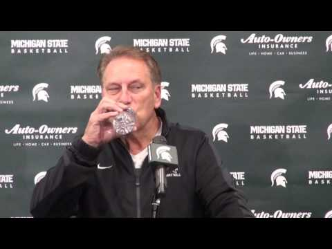 Tom Izzo Previews Duke 2016-17