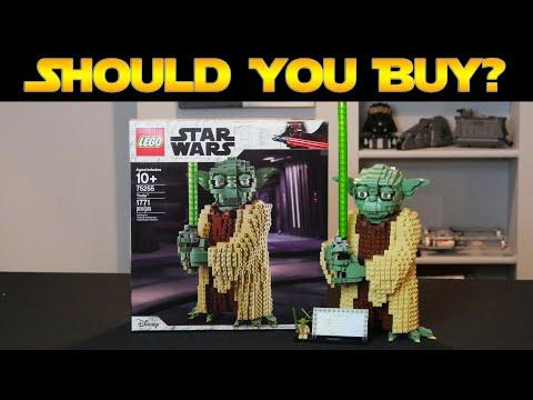 LEGO Star Wars 2019 'Yoda' Review (75255) - Should You Buy?