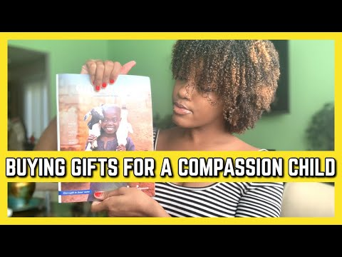 GIFT CATALOG?? WHAT'S THAT? | Compassion International