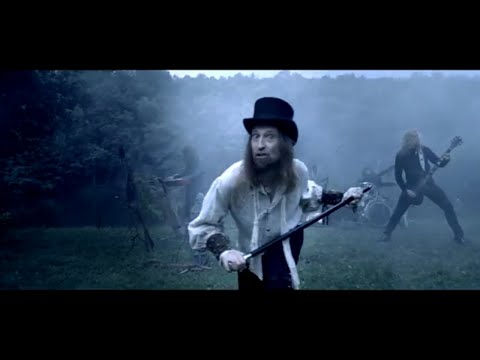 MOB RULES - Ghost Of A Chance (Official Video)