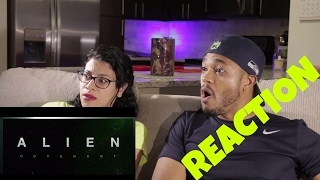 ALIEN: COVENANT Official Trailer #2 (2017) (REACTION)