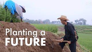 Planting a Future: Keke's Story