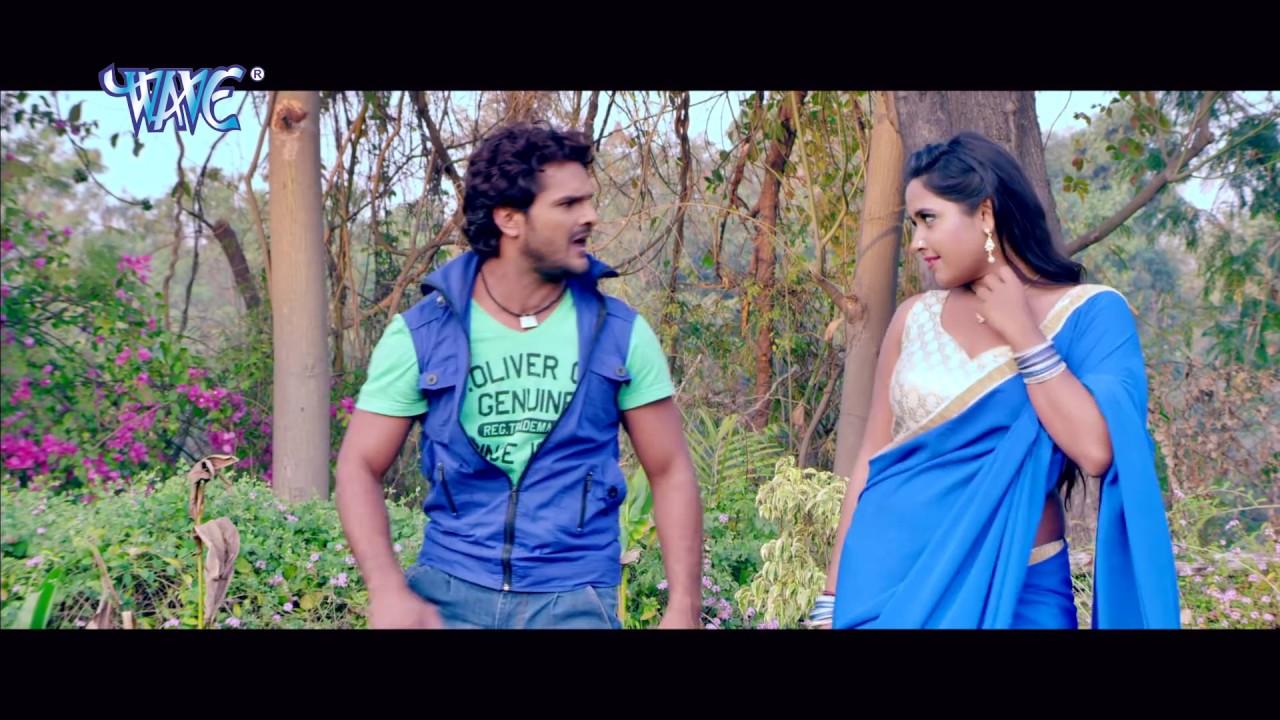 Watch Khesari Lal Yadav Bhojpuri Video Song: Kajal