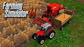 Farming Simulator 14 - COMPREI UM TERRENO BEM GRANDE - Android - Ios - PT-BR #05