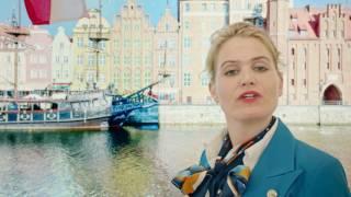 KLM destination Gdansk