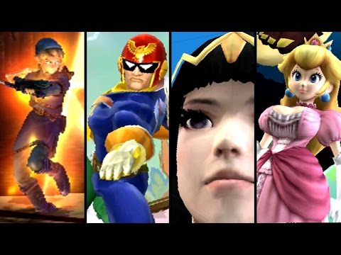 Super Smash Bros TOP 10 CHEATS (Code Hacks)