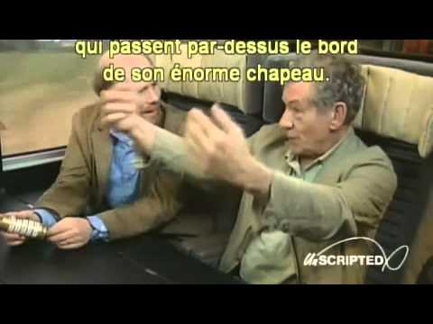 Unscripted with Ian McKellen and Ron Howard
