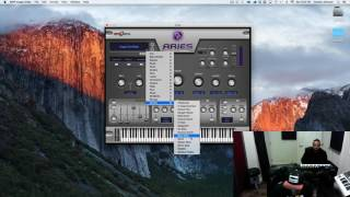 Aries Synth Workstation