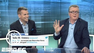 Steve Nicol calls out Dejan Lovren after Liverpool gives up late goals in 5-2 win vs. Roma | ESPN FC
