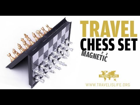 Magnetic Chess Set - For Sale by Travel is Life