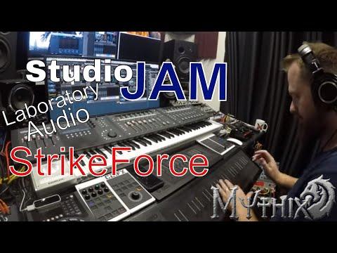 Laboratory Audio - StrikeForce Studio Jam
