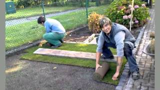 Grünschnitt Bottrop Gala-bau Koßmann Gartenteiche - Zaunbau - Sichtschutz