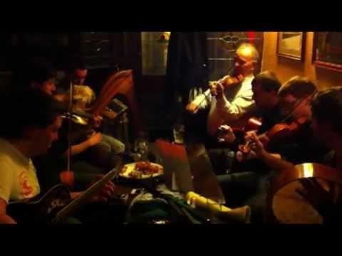 Fratii Petreus and Irish Musicians in Limerick Ireland 2012