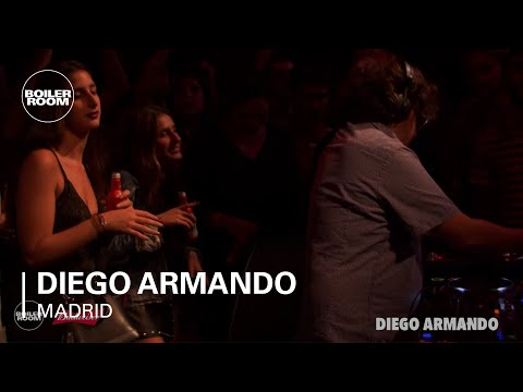 Diego Armando Boiler Room x Budweiser Madrid Dj Set