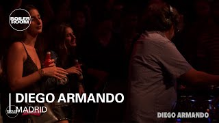 Cover images Diego Armando Boiler Room x Budweiser Madrid Dj Set