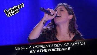 The Voice Chile | Ariana - It