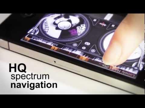 The Best FREE DJ App on AppStore ! edjing DJ Turntable !