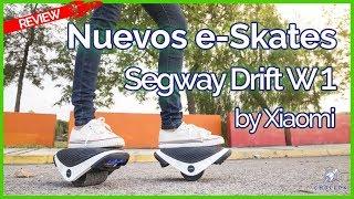 [Review] e-Skates Xiaomi Ninebot Segway Drift W1: El futuro de la movilidad eléctrica