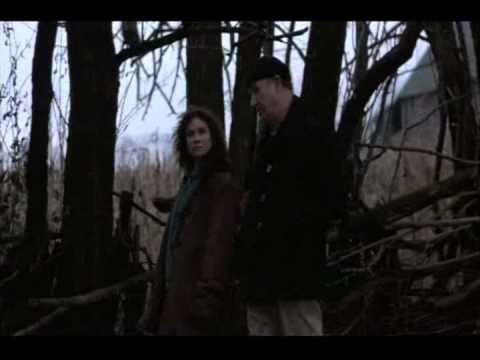 HOOSIERS - Gene Hackman & Barbara Hershey walk