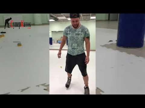 Хоккейная площадка с синтетическим льдом Супер-Глайд в Екатеринбурге