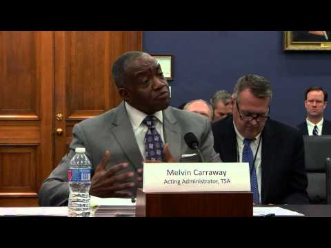 Hearing: Transportation Security Administration FY 2016 Budget (EventID=103125)
